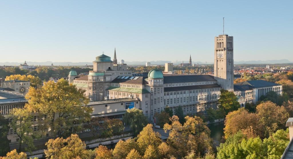 Duitse Museum in München