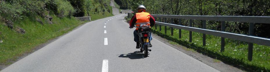 Op weg Brunigpass