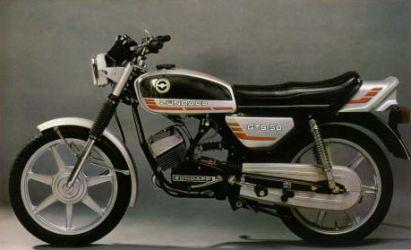 Zundapp 529-05 GTS-50 (1978-1983)