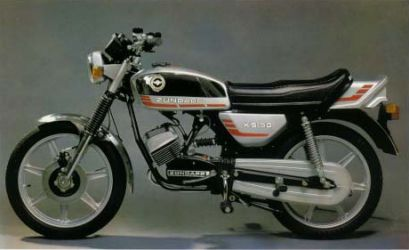Zundapp 529-05 KS-50 (1978-1983)