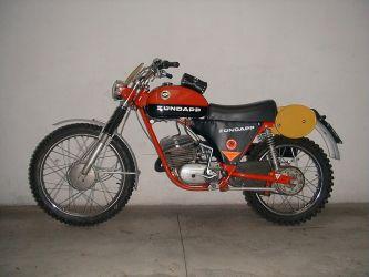 Zundapp 125 GS 1974 sx