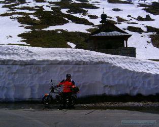 sneeuwwand
