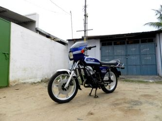 Enfield Fury blue (KS-175 1984)