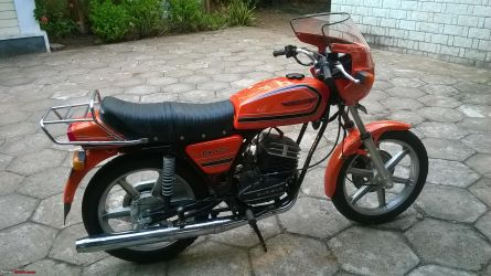 Enfield Fury right(KS-175 1984)