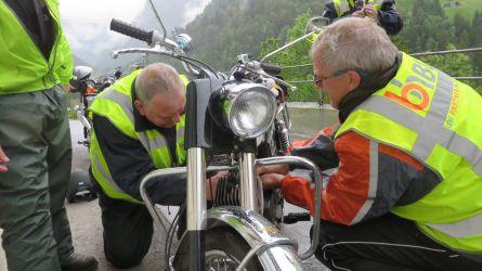 Carburateur Roland afstellen