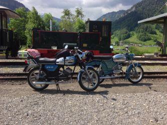 Bregenzer Waldbahn in Bezau